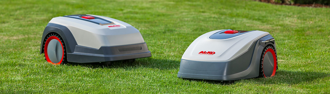 AL-KO robotgräsklippare | Robolinho modeller
