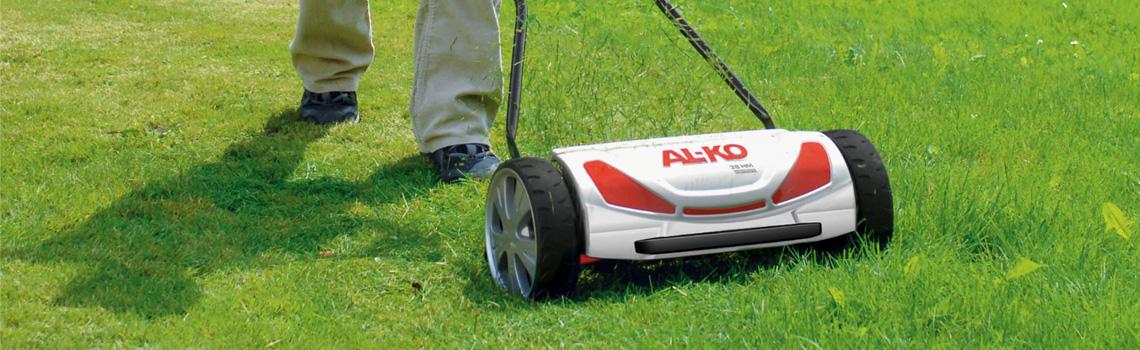 AL-KO Cylindergräsklippare | Våra tips