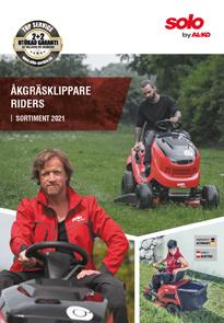 Brochure | Åkgräsklippare 2021