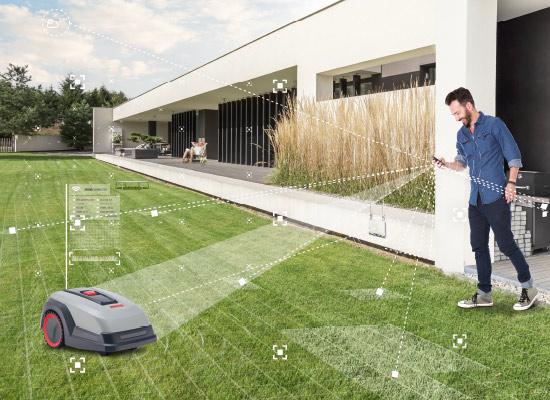 Smart Gardening | AL-KO intelligent skötsel av gräsmattan