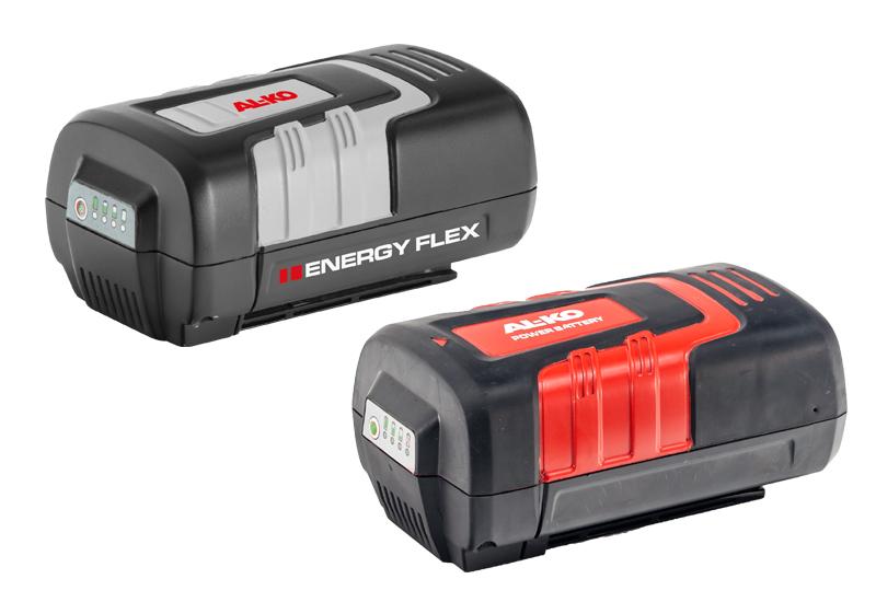 Batteridrivna trädgårdsmaskiner | AL-KO Energy Flex