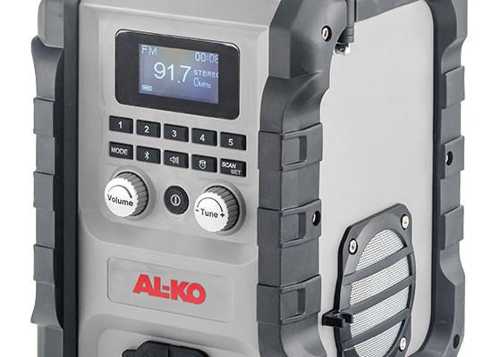 AL-KO produkter till byggarbetsplatsen| Lätt och robusta