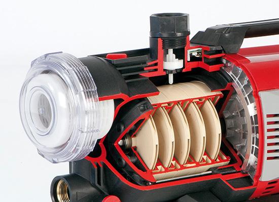 AL-KO tryckpumper fördelar | Transportteknik