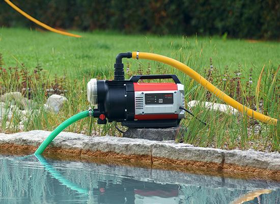 AL-KO tryckpumpar fördelar | Självsugande tryckpumpar