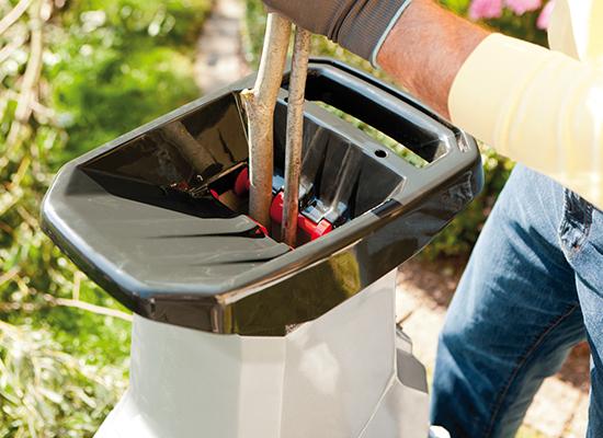 Kompostkvarnar | AL-KO kompostkvarnar med extra stor tratt