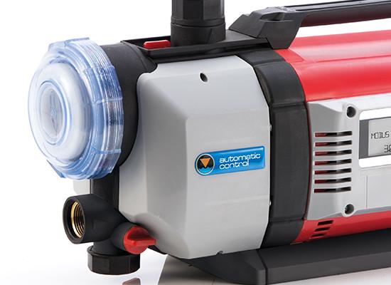Pumpautomater |Pumpautomat med torrkörningsskydd