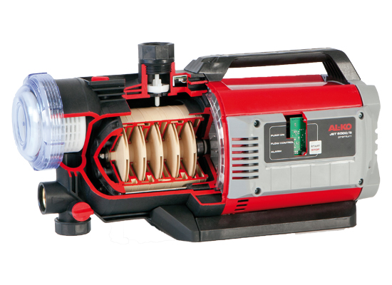 Hydroforpumpar | 5-stegs matningsteknik