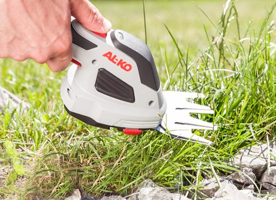 AL-KO häcksaxar fördelar | 2 i 1 gräs- och busksaxar