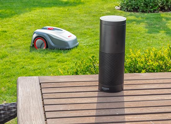 AL-KO robotgräsklippare fördelar | Kompatibel med Amazon Alexa, IFTTT och AL-KO inTOUCH