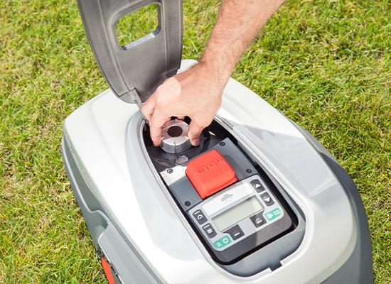 AL-KO robotgräsklippare fördelar | Enkel klipphöjdsinställning
