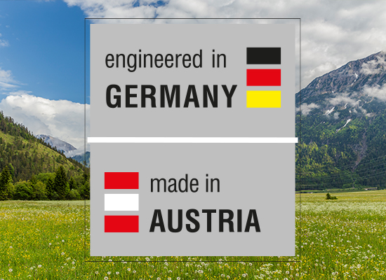 AL-KO robotgräsklippare   Engineered in Germany made in Austria