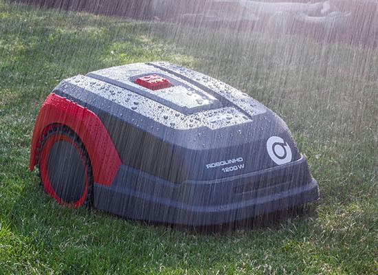 AL-KO robotgräsklippare fördelar | Oberoende av väder