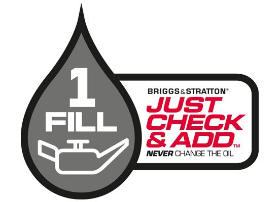 Gräsklippare | AL-KO aldrig mer oljebyte med utvalda Briggs & Stratton-motorer