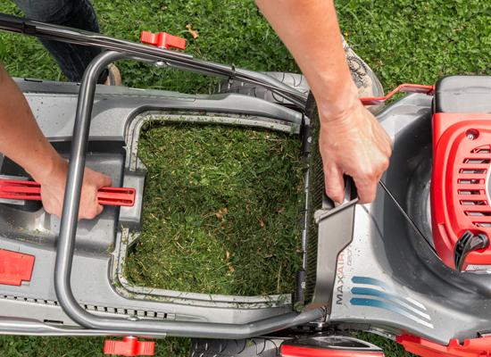 Gräsklippare | AL-KO MaxAirflow Technology full uppsamlare, färre pauser