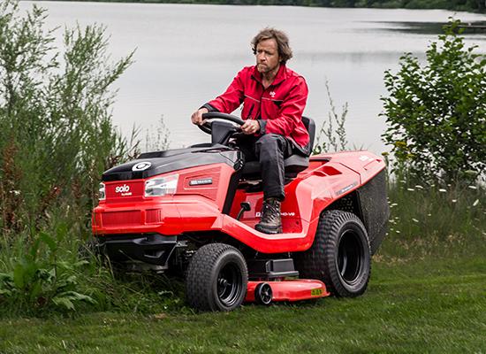 Trädgårdstraktorer | AL-KO Hållbar ram tillverkad i Österrike