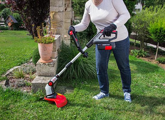 Grästrimmere | AL-KO grästrimmer för fint arbete i trädgården