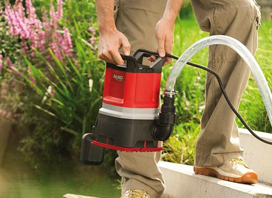 AL-KO dränkbara pumpar fördelar   Perfekt utrustad