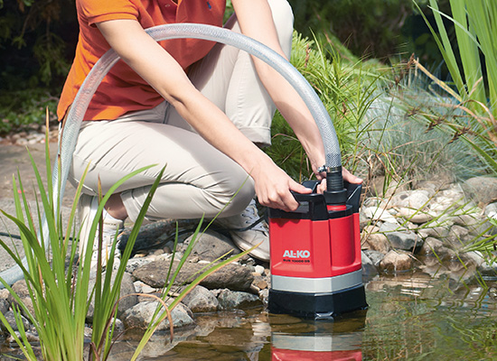 AL-KO dränkbara pumpar  Pålitliga och hållbara
