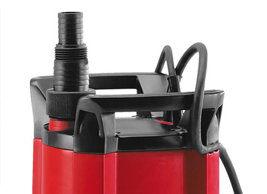AL-KO dränkbara pumpar   Optimal nivåreglering