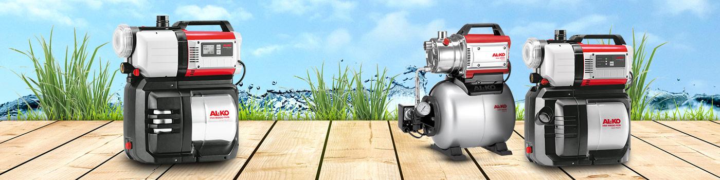 Hydroforpumpar & pumpautomater
