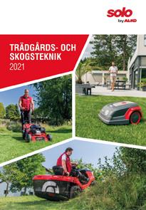 Katalog | AL-KO Trädgårds- och skogsteknik solo by AL-KO 2021