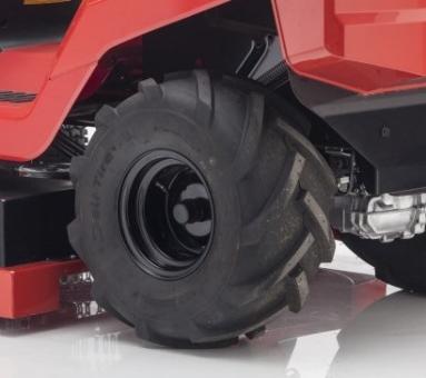 """Däck med traktormönster 23"""""""